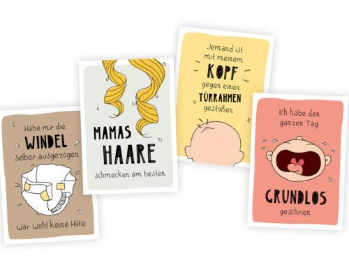 Meilensteinkarten Special Edition