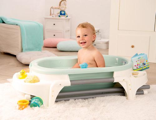 Die ideale Bade- & Wickellösung