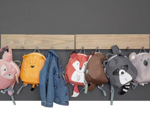 Ich packe meinen Kita-Rucksack und nehme mit…
