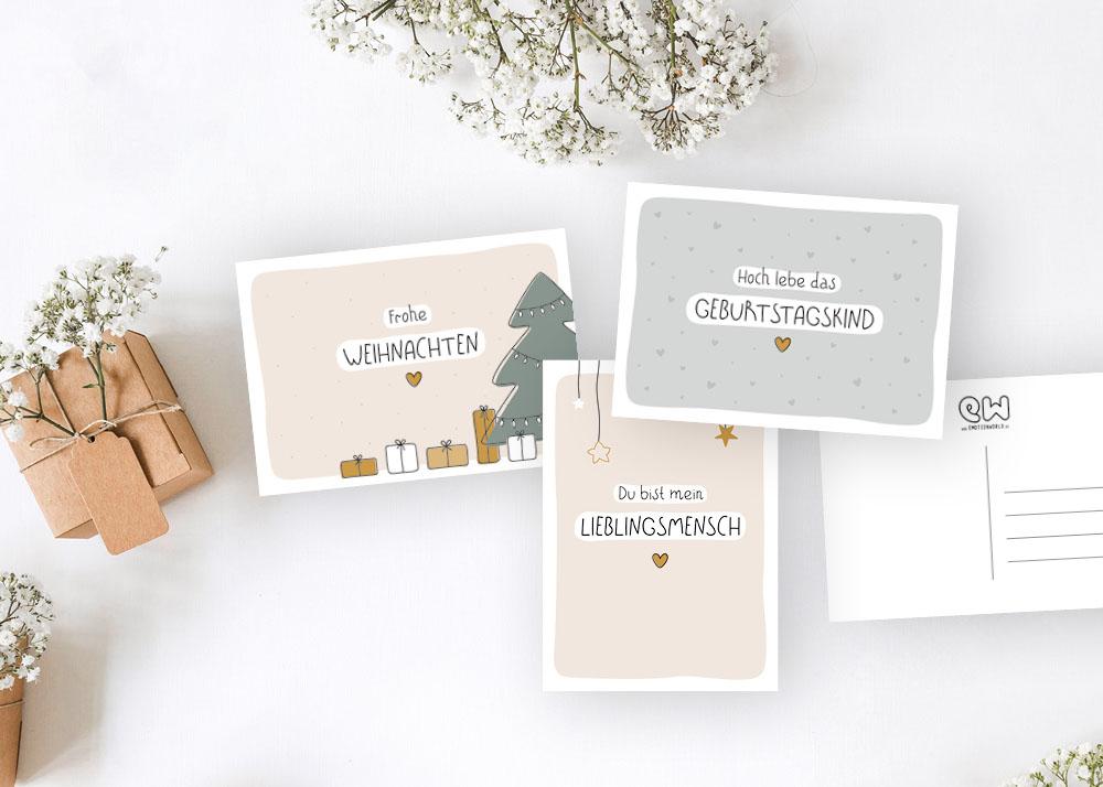 emotionworld postkarten-liebe - kostenlose postkarten