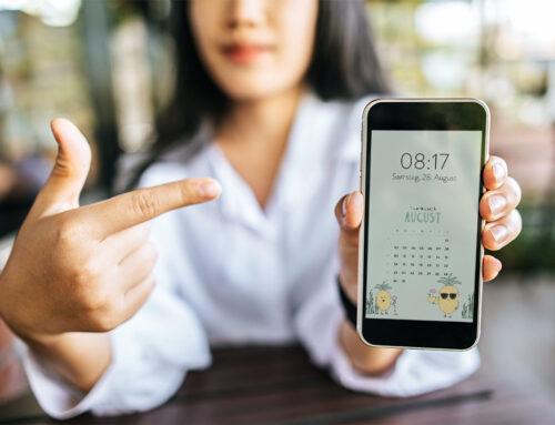 Kostenloser Smartphone Hintergrund August 2021