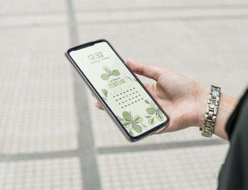 Kostenloser Smartphone Hintergrund Februar 2021