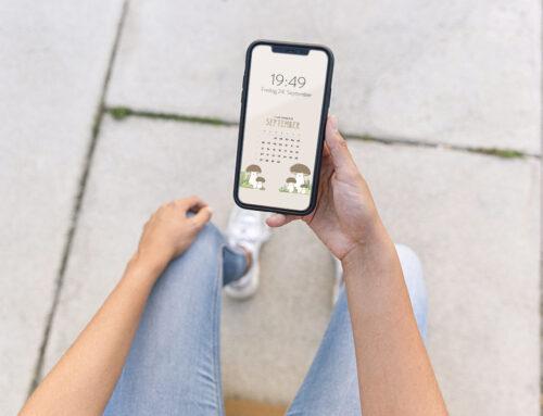 Kostenloser Smartphone Hintergrund September 2021