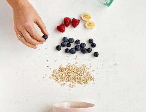 Getreide-Obst-Brei – Beikost-Start