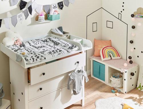 Babyzimmer richtig einrichten