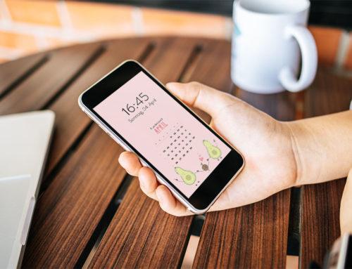 Kostenloser Smartphone Hintergrund April 2021